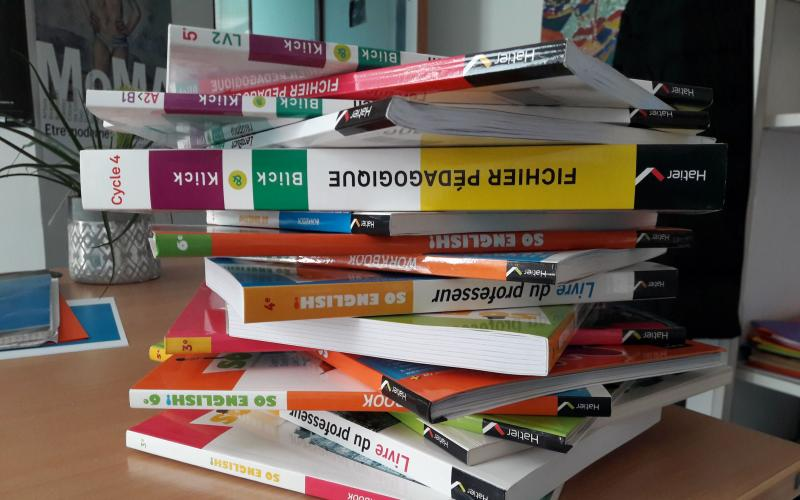 Concevoir un manuel scolaire